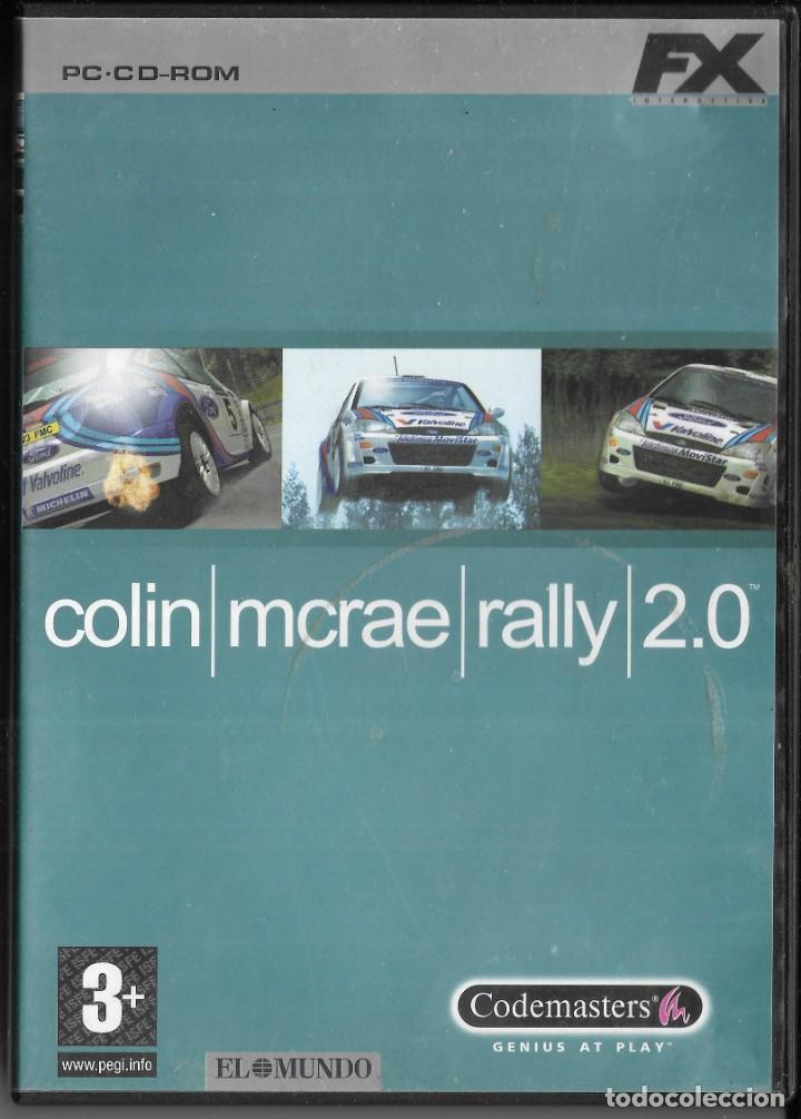 *D467 - JUEGO PC - FX - COLIN MCRAE RALLY 2.0 (Juguetes - Videojuegos y Consolas - PC)