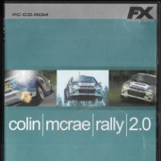 Videojuegos y Consolas: *D467 - JUEGO PC - FX - COLIN MCRAE RALLY 2.0. Lote 194366265