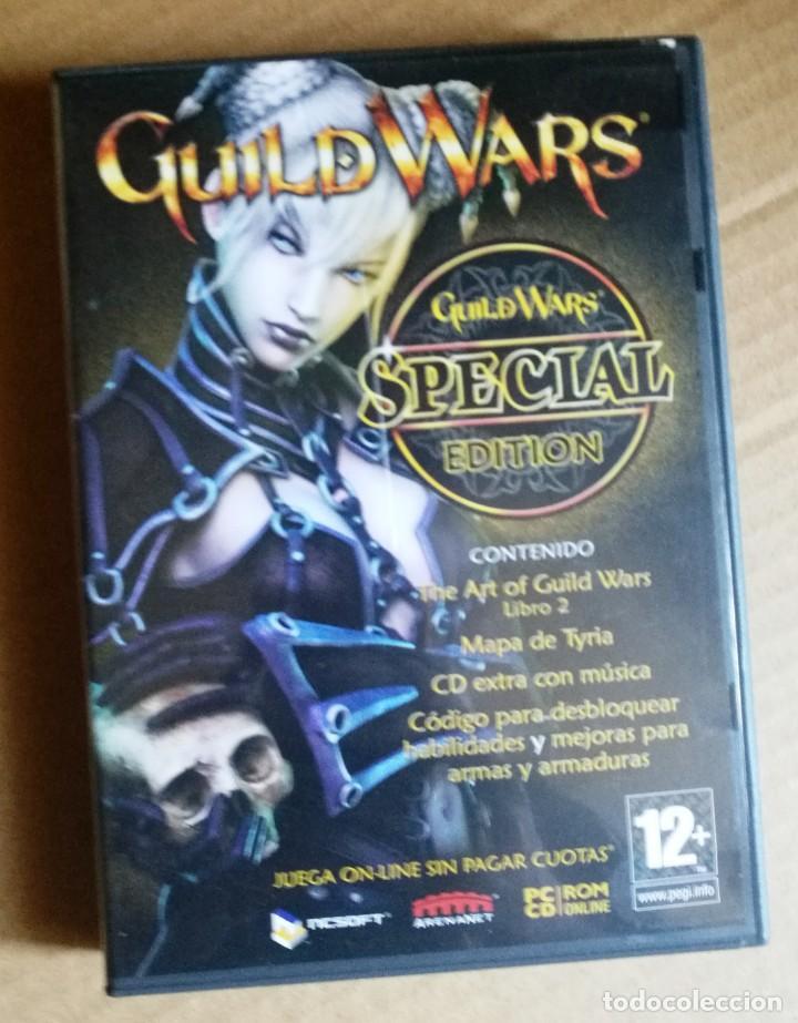 GUILD WARS-SPECIAL EDITION (Juguetes - Videojuegos y Consolas - PC)