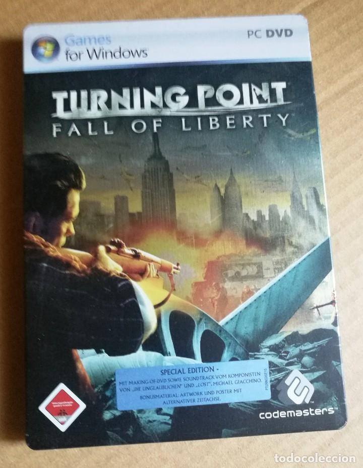 TURNING POINT-FALL OF LIBERTY (Juguetes - Videojuegos y Consolas - PC)