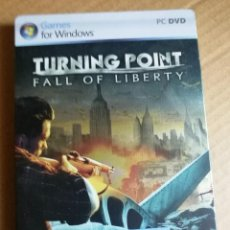 Videojuegos y Consolas: TURNING POINT-FALL OF LIBERTY. Lote 194397446