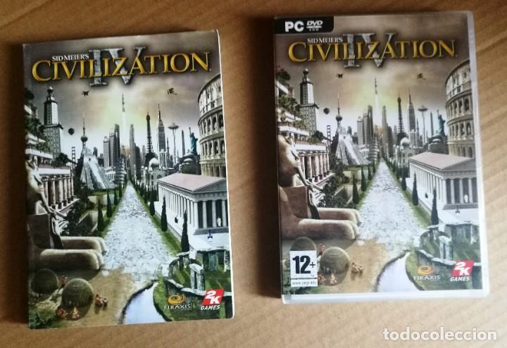 CIVILIZATION IV (Juguetes - Videojuegos y Consolas - PC)