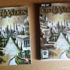 Videojuegos y Consolas: CIVILIZATION IV. Lote 194397637