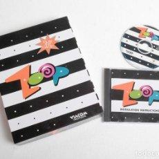 Videojuegos y Consolas: VIDEOJUEGO PARA PC ZOOP. VIACOM, NEW MEDIA. 1995. Lote 194466140