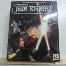 Videojuegos y Consolas: JUEGO DE PC STAR WARS JEDI KNIGHT DARK FORCES II ERBE. Lote 194488645
