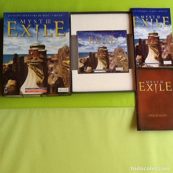 MYST III. EXILE. (Juguetes - Videojuegos y Consolas - PC)