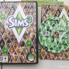 Jeux Vidéo et Consoles: LOS SIMS 3 PC DVD ROM MAC EA KREATEN. Lote 194568303