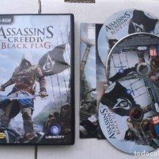Videojuegos y Consolas: ASSASSIN'S CREED IV 4 BLACK FLAG PC DVD ROM EA KREATEN. Lote 194568968