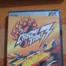 Videojuegos y Consolas: CRAZY TAXI 3. JUEGO PARA PC DVD ROM. FX INTERACTIVE. NUEVO, PRECINTADO.. Lote 194580371