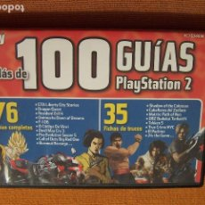 Videojuegos y Consolas: MÁS DE 100 GUÍAS PLAYSTATION 2. PC/ CD-ROM, PLAYMANÍA, 2006.. Lote 194609442