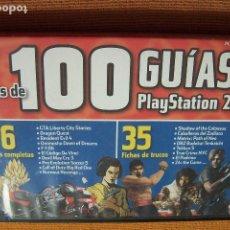 Videojuegos y Consolas: MÁS DE 100 GUÍAS PLAYSTATION 2. PC/ CD-ROM, PLAYMANÍA, 2006.. Lote 194609538