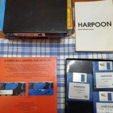Videojuegos y Consolas: HARPOON. Lote 194631258