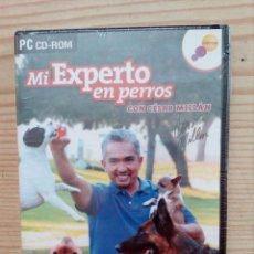 Videojuegos y Consolas: JUEGO MI EXPERTO EN PERROS - CESAR MILLAN - PC - PRECINTADO. Lote 194668683