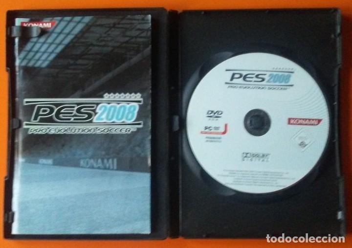 Videojuegos y Consolas: PES 2008 PRO EVOLUTION SOCCER PC-DVD-ROM 2007 - Foto 3 - 194750628