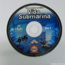 Videojuegos y Consolas: VIVE TU AVENTURA CON EDUCA VIDA SUBMARINA CD. Lote 194786250