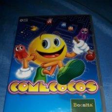 Videojuegos y Consolas: ANTIGUO JUEGO PC COMECOCOS DE BOCATTA PARA WINDOWS 95 /98 ETC,USADO. Lote 194971690