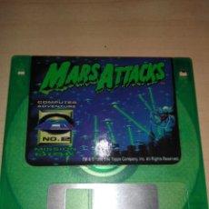 Videojuegos y Consolas: JUEGO DISQUETE MARS ATTACKS. Lote 195008537