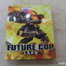Videojuegos y Consolas: FUTURE COP L.A.P.D. PC BOX CAJA CARTON. Lote 195013523