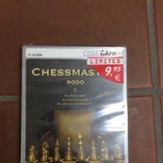 Videojuegos y Consolas: JUEGO PARA PC CHESSMASTER 9000. Lote 195024557