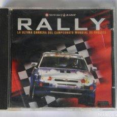 Videojuegos y Consolas: RALLY PC. Lote 195100976