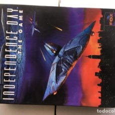 Videojuegos y Consolas: INDEPENDENCE DAY THE GAME PC CD BIG BOX KREATEN 1997 ELECTRONIC ARTS. Lote 195112500