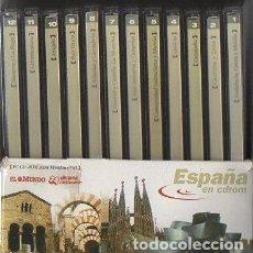Videojuegos y Consolas: ESPAÑA EN CDROM (12 VOL). CD-PC-153. Lote 195167523