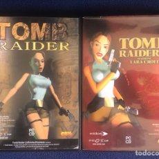 Videojuegos y Consolas: TOMB RAIDER I TOMB RAIDER II. PC. Lote 195170933