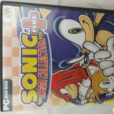 Videojuegos y Consolas: SONIC MEGA COLLECTION PLUS. Lote 195356948