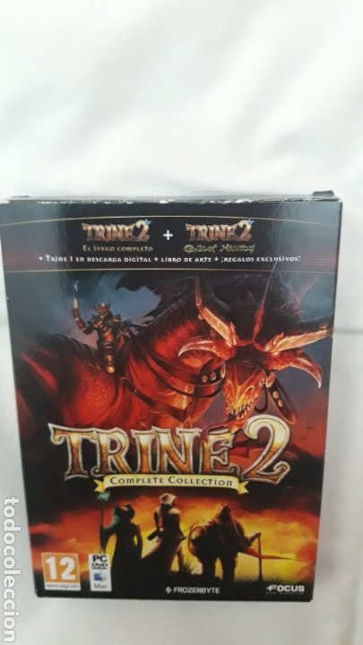 TRINE 2 COMPLETE COLLECTION PARA PC PAL ESP. NUEVO (Juguetes - Videojuegos y Consolas - PC)
