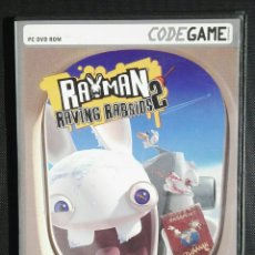 Videojuegos y Consolas: RAYMAN 2 RAVING RABBIDS PC. Lote 195483138