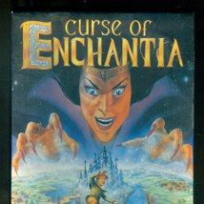 Videojuegos y Consolas: NUMULITE * CURSE OF ENCHANTIA CORE DESIGN LIMITED. Lote 195512721