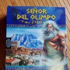 Videojuegos y Consolas: JUEGO PC CD-ROM SEÑOR DEL OLIMPO ZEUS. Lote 195554158