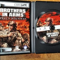 Videojuegos y Consolas: BROTHERS IN ARMS, HELL'S HIGHWAY - PC DVD- PAL ESPAÑA-. Lote 195743298