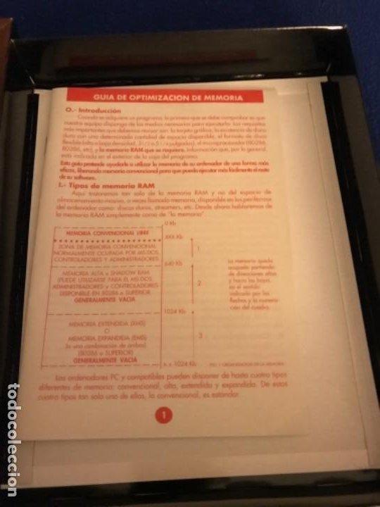 Videojuegos y Consolas: GARY KASPAROVS GAMBIT-JUEGO-IBM PC 3´5 - SOFTWARE TRADUCIDO CASTELLANO CAJA 26X 20 CENTIMETROS 1993 - Foto 4 - 195957582