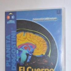 Videojuegos y Consolas: ENCICLOPEDIA INTERACTIVA PC TIPO JUEGO EL CUERPO HUMANO PLANETA DEAGOSTINI INTERACTIVE FOTOGRAFÍAS. Lote 196361471