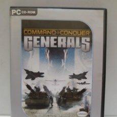 Videojuegos y Consolas: JUEGO PC - COMMAND CONQUER GENERALS. Lote 196573931