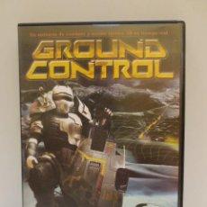 Videojuegos y Consolas: JUEGO PC - GROUND CONTROL. Lote 196574597