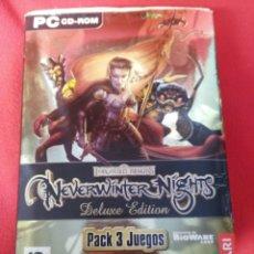 Videojuegos y Consolas: NEVERWINTER NIGHTS. Lote 196832091