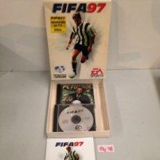 Videojuegos y Consolas: FIFA 97 PC. Lote 197052136