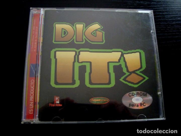 DIG IT PARA PC (Juguetes - Videojuegos y Consolas - PC)