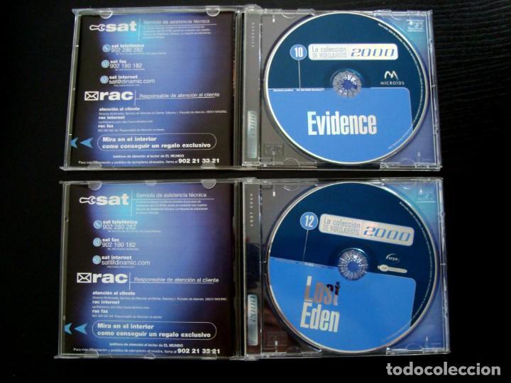 Videojuegos y Consolas: EVIDENCE Y LOST EDEN - Foto 2 - 197098623