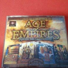 Videojuegos y Consolas: AGE OF EMPIRES. Lote 197161440