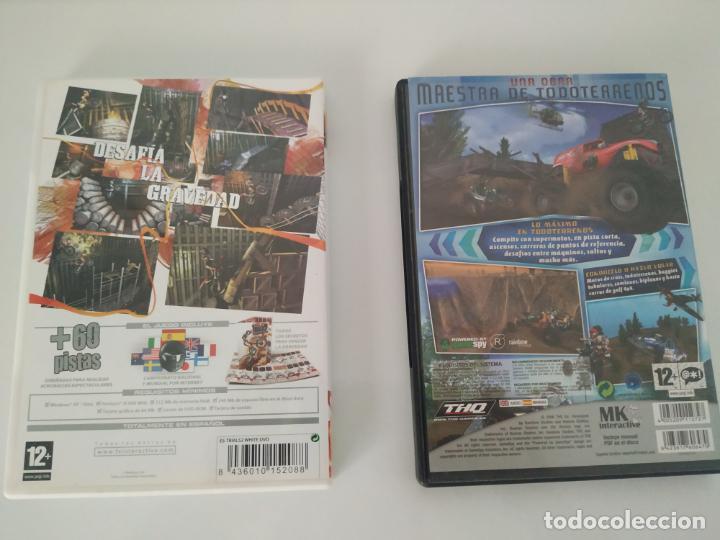 Videojuegos y Consolas: Lote 2 videojuegos PC: Red Lynx Trials 2 y MX vs. Atv Unleashed - Foto 2 - 197327333