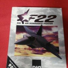 Videojuegos y Consolas: JUEGO F22. Lote 197401437