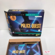 Videojuegos y Consolas: POLICE QUEST: COLLECTION SERIES (PC, 1997). Lote 197421420
