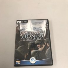 Videojuegos y Consolas: MEDAL OF HONOR ALLIED ASSAULT PC. Lote 197589067