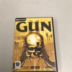 Videojuegos y Consolas: JUEGO PARA PC GUN. Lote 197589361