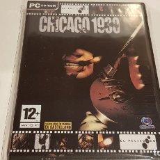Videojuegos y Consolas: PC CD-ROM / EL PELICULÓN / CHICAGO 1930 / PRECINTADO A ESTRENAR.. Lote 197661450