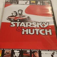 Videojuegos y Consolas: PC CD-ROM / EL PELICULÓN / STARSKY & HUTCH / PRECINTADO A ESTRENAR.. Lote 197662638