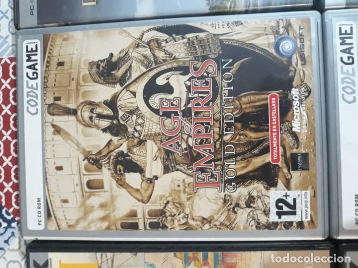 Videojuegos y Consolas: 6 juegos: Civilization II, Myst URU, Runaway, Excalibur y el rey Arturo, Patrician III, Age of Empir - Foto 3 - 197739057